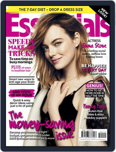 Essentials South Africa (Digital) October 1st, 2019 Issue Cover