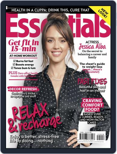 Essentials South Africa August 1st, 2019 Digital Back Issue Cover