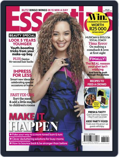 Essentials South Africa (Digital) September 1st, 2018 Issue Cover