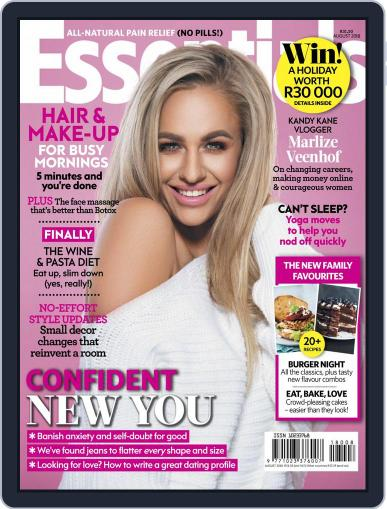 Essentials South Africa (Digital) August 1st, 2018 Issue Cover