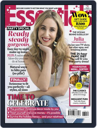 Essentials South Africa December 1st, 2017 Digital Back Issue Cover
