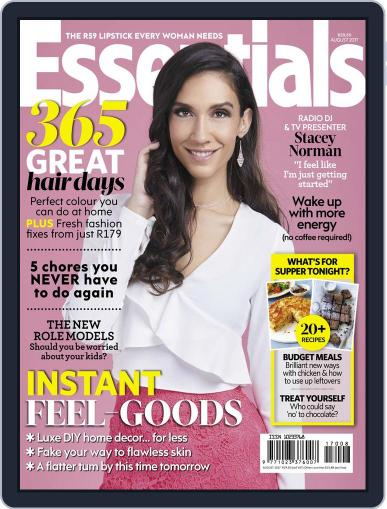 Essentials South Africa August 1st, 2017 Digital Back Issue Cover
