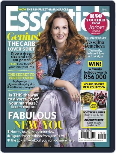 Essentials South Africa July 1st, 2017 Digital Back Issue Cover