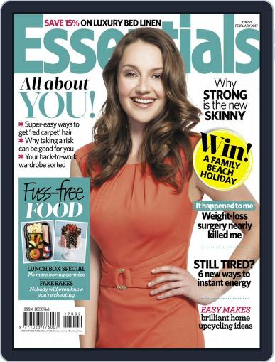 Essentials South Africa February 1st, 2017 Digital Back Issue Cover