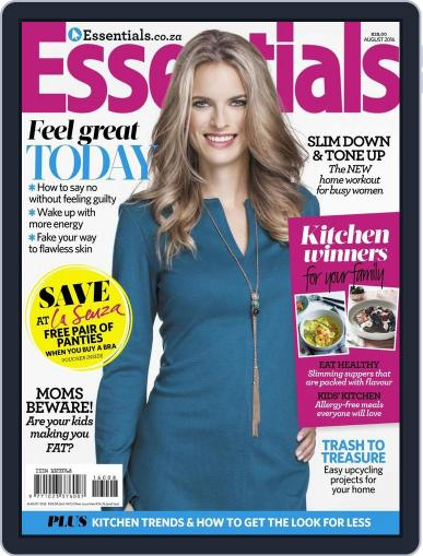 Essentials South Africa (Digital) July 18th, 2016 Issue Cover