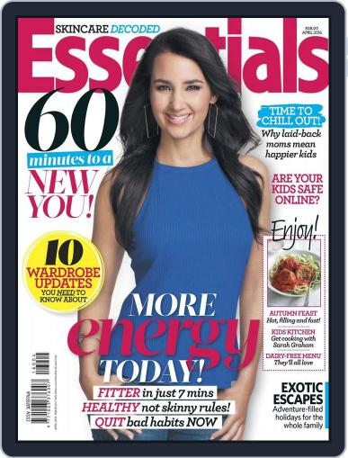 Essentials South Africa (Digital) March 21st, 2016 Issue Cover