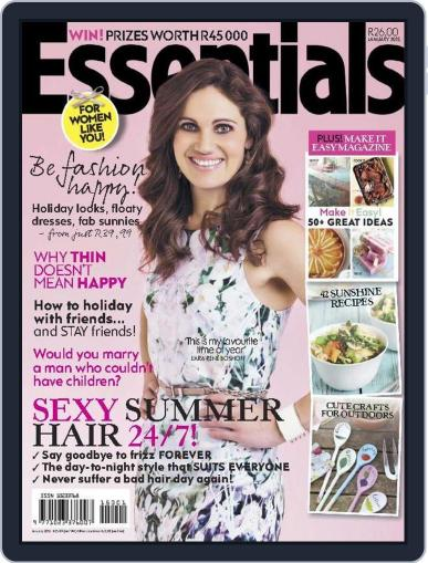 Essentials South Africa December 11th, 2014 Digital Back Issue Cover