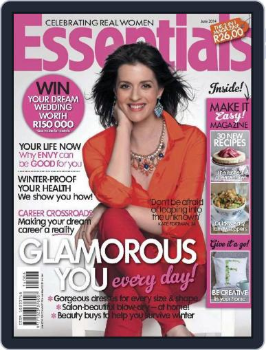Essentials South Africa May 31st, 2014 Digital Back Issue Cover