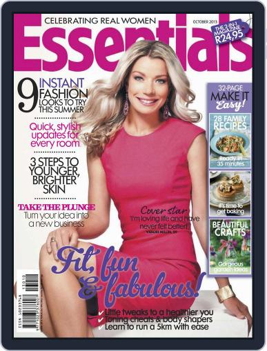 Essentials South Africa September 22nd, 2013 Digital Back Issue Cover