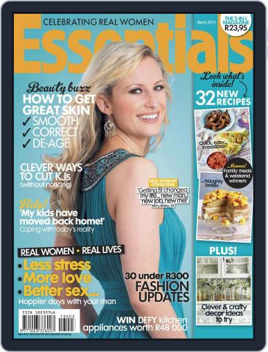 Essentials South Africa (Digital) February 17th, 2013 Issue Cover