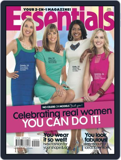 Essentials South Africa (Digital) August 19th, 2012 Issue Cover