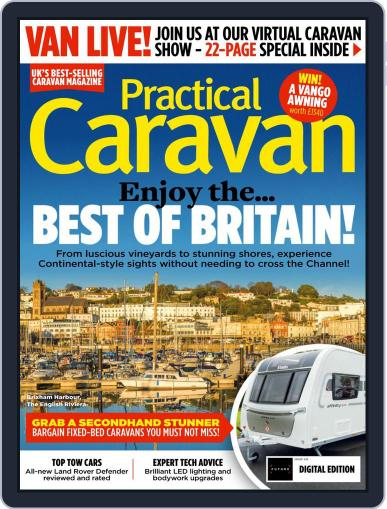 Practical Caravan (Digital) November 1st, 2020 Issue Cover
