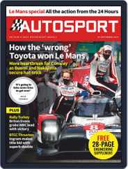 Autosport (Digital) Subscription September 24th, 2020 Issue