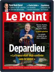Le Point (Digital) Subscription October 1st, 2020 Issue