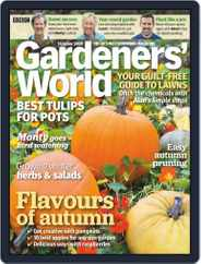 BBC Gardeners' World (Digital) Subscription October 1st, 2020 Issue