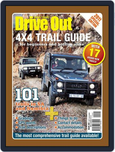 Drive Out 4x4 Trail Guide Magazine (Digital) September 1st, 2011 Issue Cover