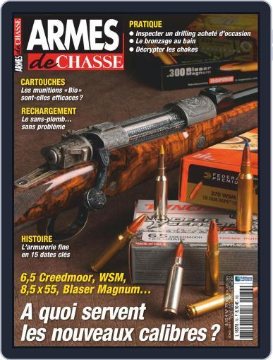 Armes De Chasse October 1st, 2020 Digital Back Issue Cover