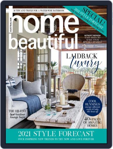 Australian Home Beautiful (Digital) November 1st, 2020 Issue Cover