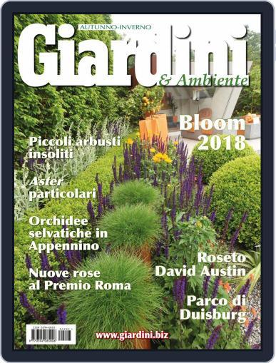 Giardini (Digital) September 1st, 2018 Issue Cover
