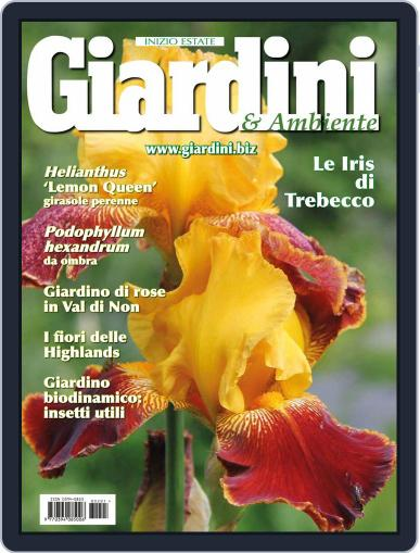 Giardini (Digital) May 1st, 2018 Issue Cover