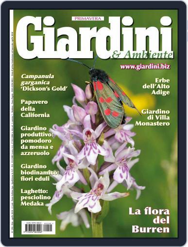 Giardini (Digital) April 1st, 2018 Issue Cover