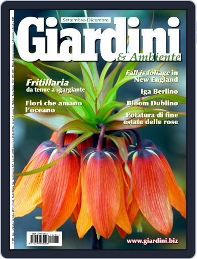 Giardini (Digital) September 1st, 2017 Issue Cover