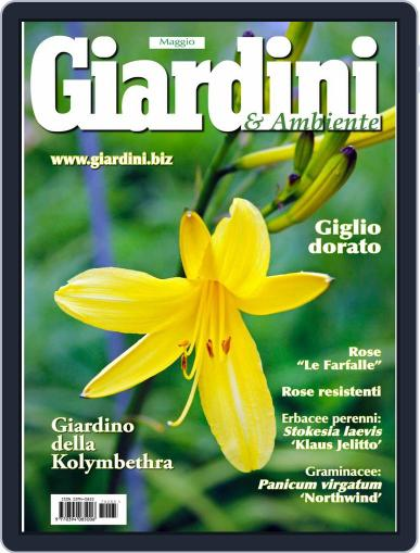 Giardini (Digital) May 1st, 2017 Issue Cover