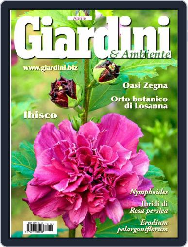 Giardini (Digital) April 1st, 2017 Issue Cover