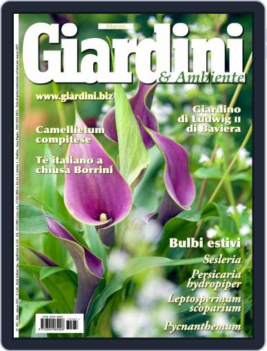Giardini March 1st, 2017 Digital Back Issue Cover