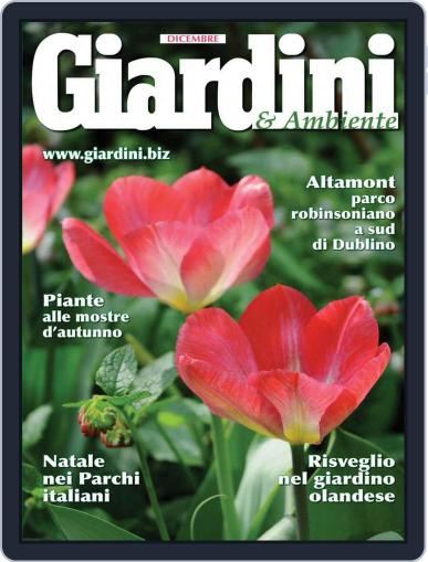Giardini (Digital) December 1st, 2016 Issue Cover