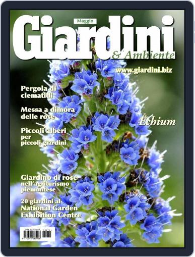 Giardini May 6th, 2016 Digital Back Issue Cover