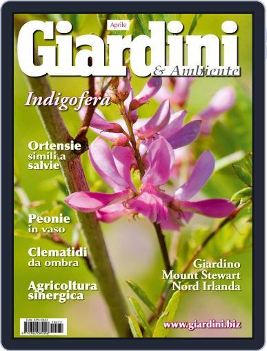 Giardini (Digital) April 7th, 2015 Issue Cover