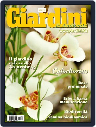 Giardini (Digital) March 9th, 2015 Issue Cover