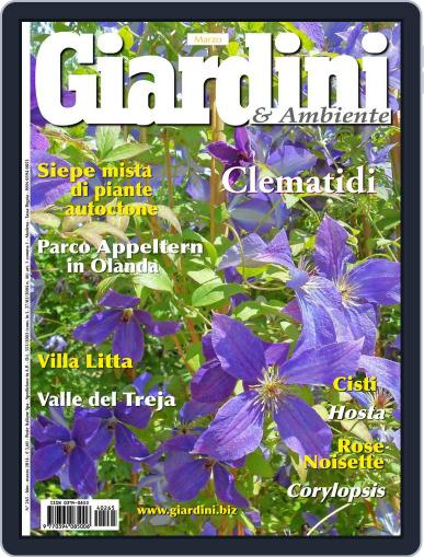 Giardini February 25th, 2014 Digital Back Issue Cover