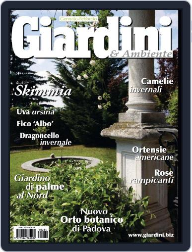 Giardini January 23rd, 2014 Digital Back Issue Cover