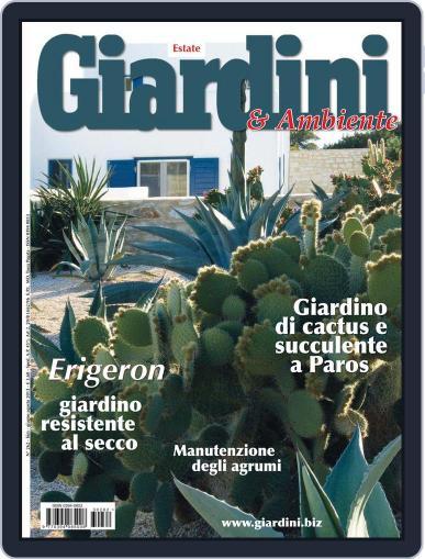 Giardini (Digital) June 1st, 2013 Issue Cover
