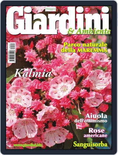 Giardini (Digital) May 25th, 2013 Issue Cover