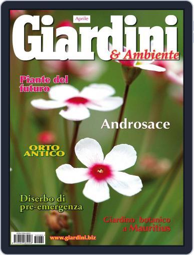 Giardini (Digital) April 5th, 2013 Issue Cover