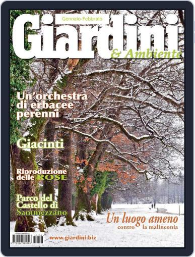 Giardini (Digital) February 11th, 2013 Issue Cover