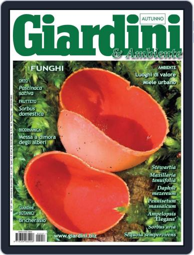 Giardini (Digital) August 23rd, 2012 Issue Cover