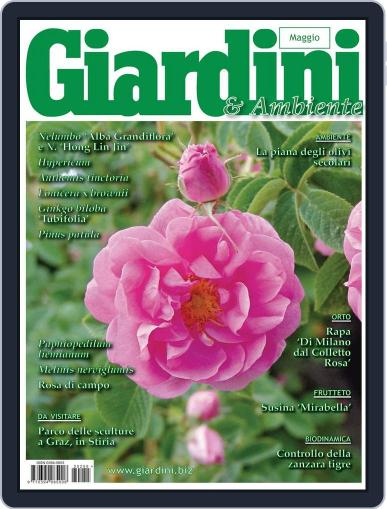 Giardini April 30th, 2012 Digital Back Issue Cover