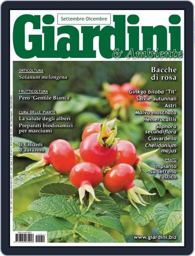 Giardini (Digital) August 22nd, 2011 Issue Cover