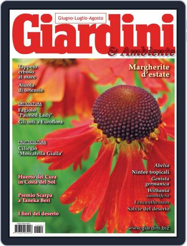 Giardini May 25th, 2011 Digital Back Issue Cover