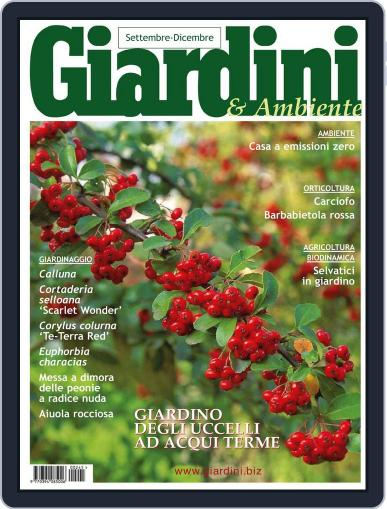 Giardini August 20th, 2010 Digital Back Issue Cover