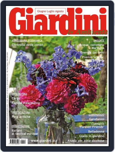 Giardini (Digital) May 23rd, 2010 Issue Cover