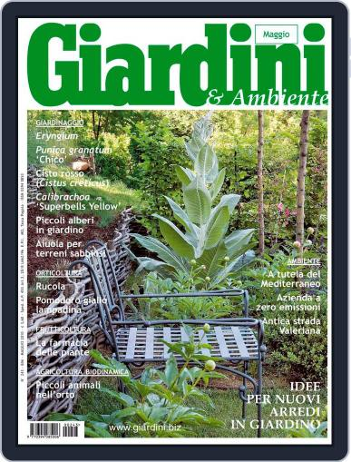 Giardini (Digital) April 22nd, 2010 Issue Cover