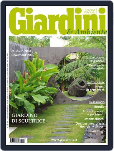 Giardini (Digital) February 9th, 2010 Issue Cover