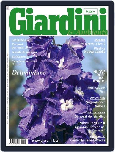 Giardini (Digital) April 20th, 2009 Issue Cover