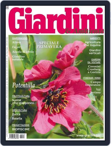Giardini (Digital) March 24th, 2009 Issue Cover