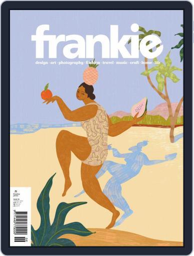 Frankie (Digital) November 1st, 2020 Issue Cover